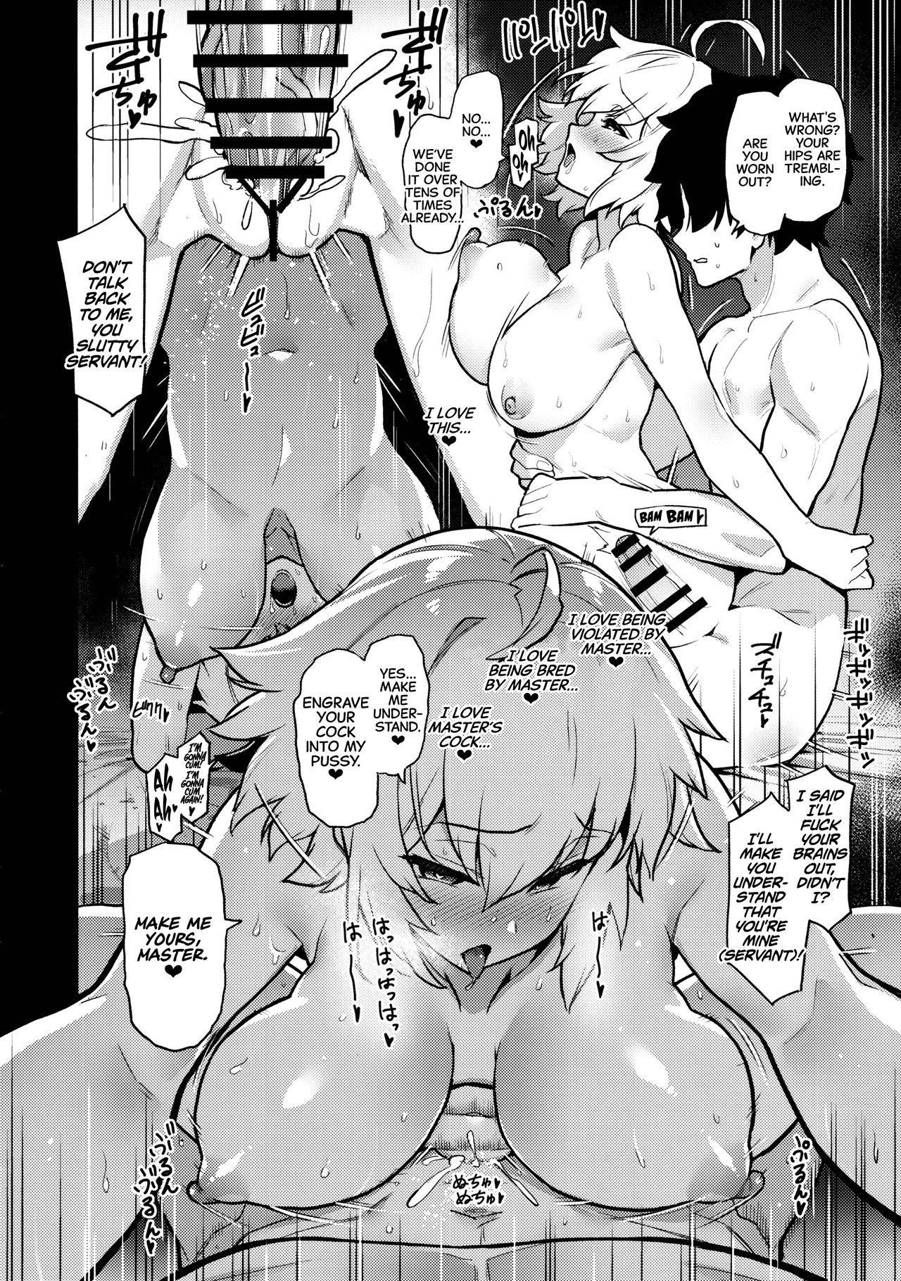 Suki Nandesho? Master wa, Kouiu no ga... | You Like This, Don't You, Master? This Sort Of Thing, I Mean... 22