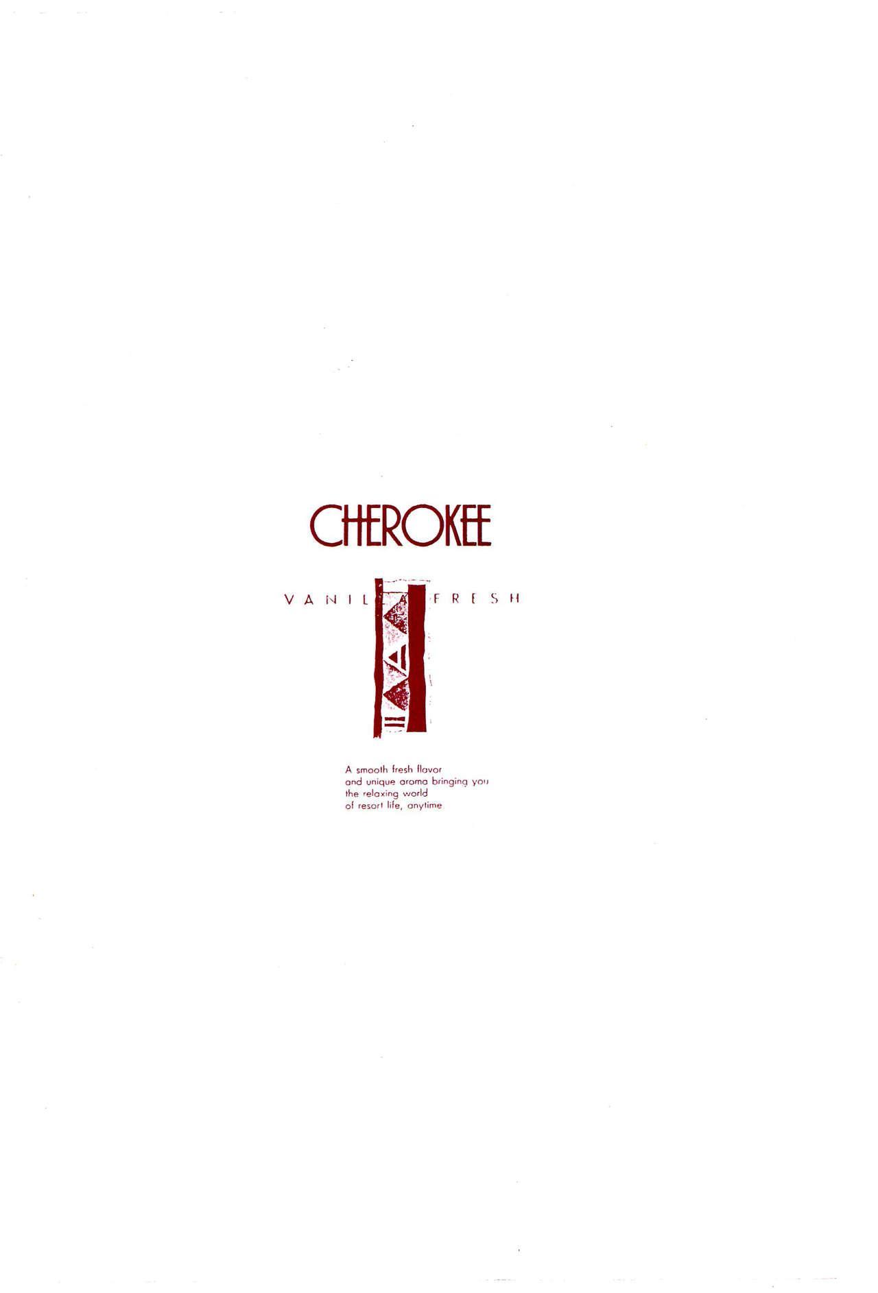 CHEROKEE VOL.1 1/2 27