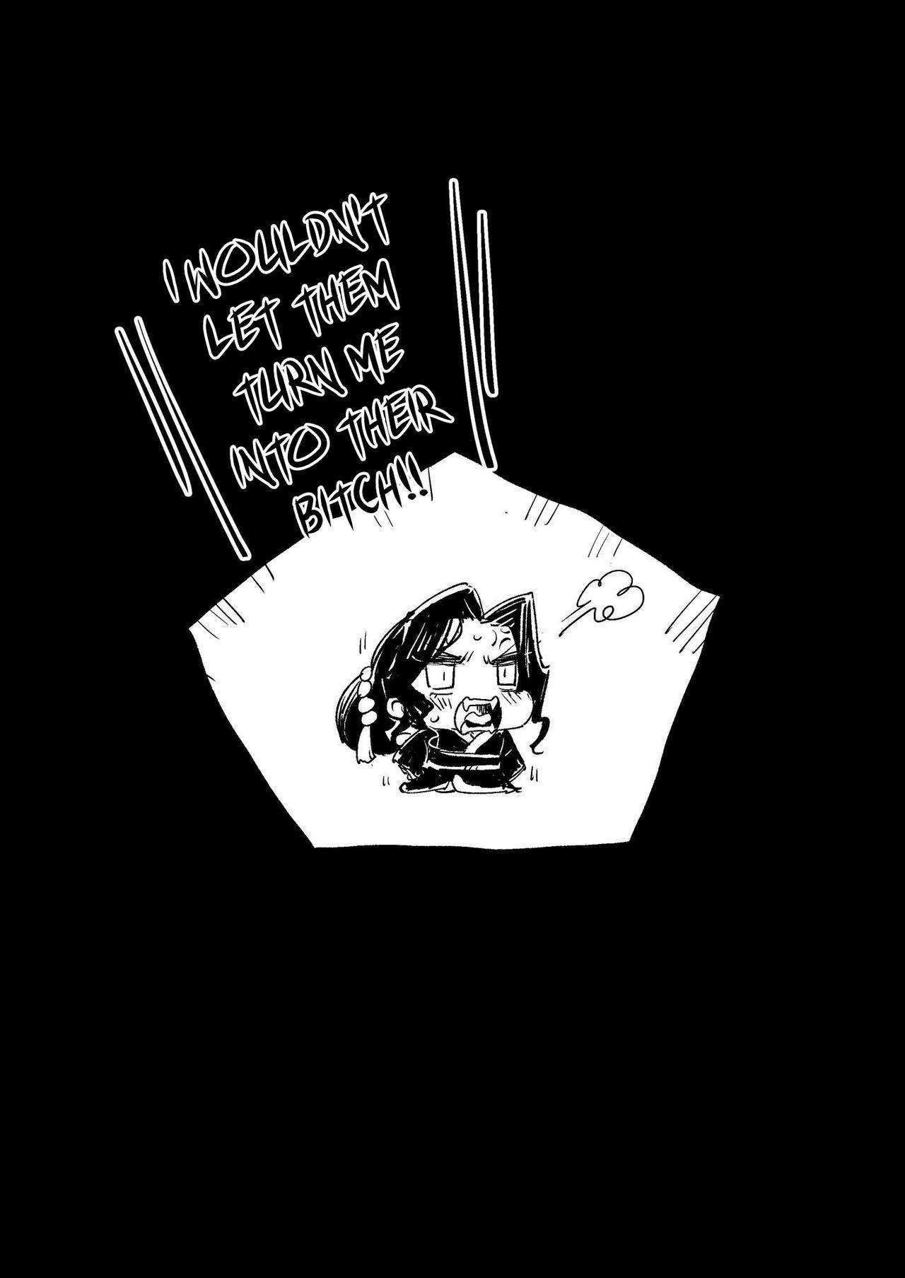 [Eromazun (Ma-kurou)] Mesu Ochi Jou Muzan-sama - RAPE OF DEMON SLAYER 4 | Making a Mess of Lady Muzan-sama - RAPE OF DEMON SLAYER 4 (Kimetsu no Yaiba) [English] [Keye Necktire] [Digital] 31