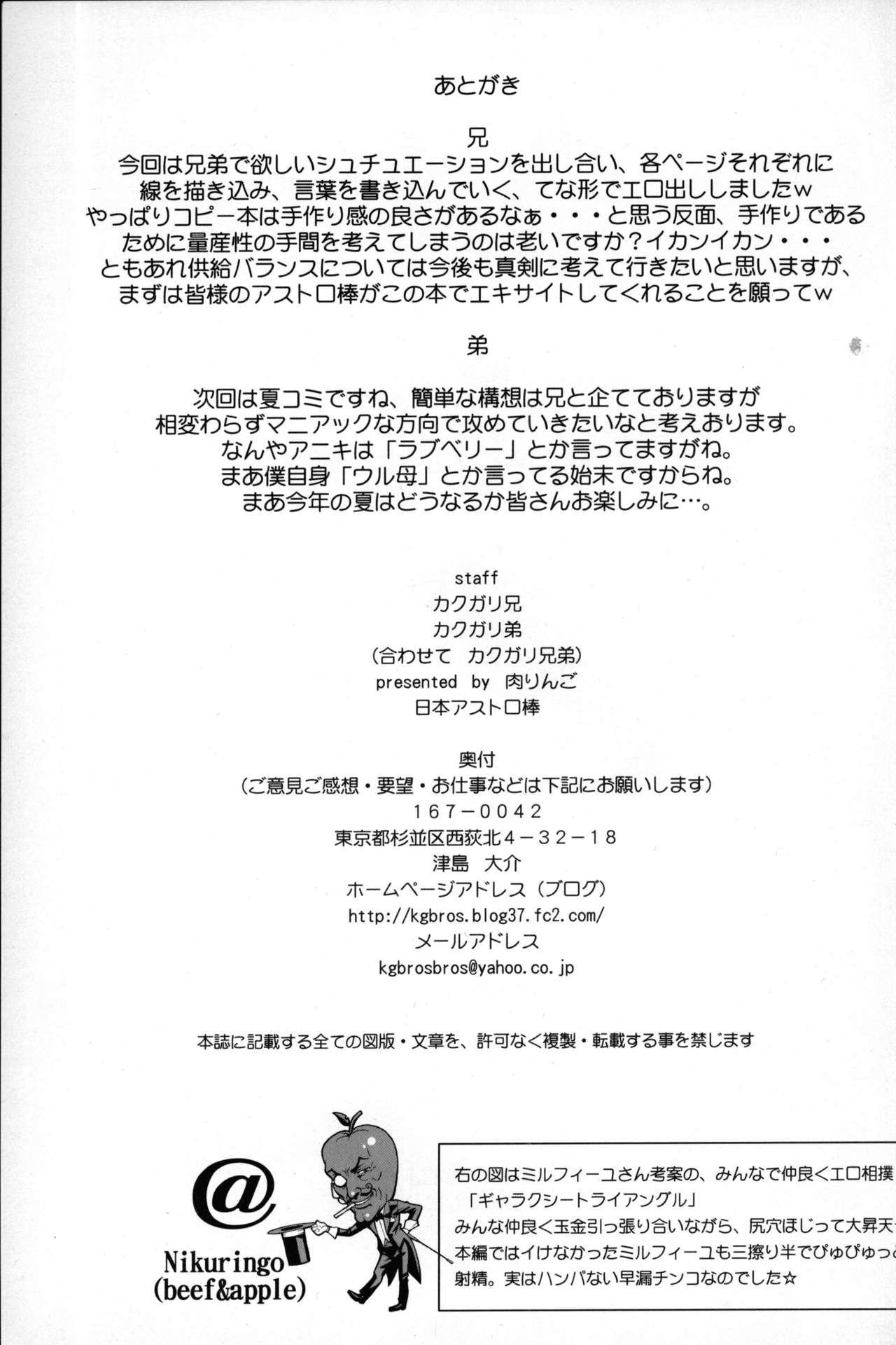 Nippon Ginga-Bantyo 29