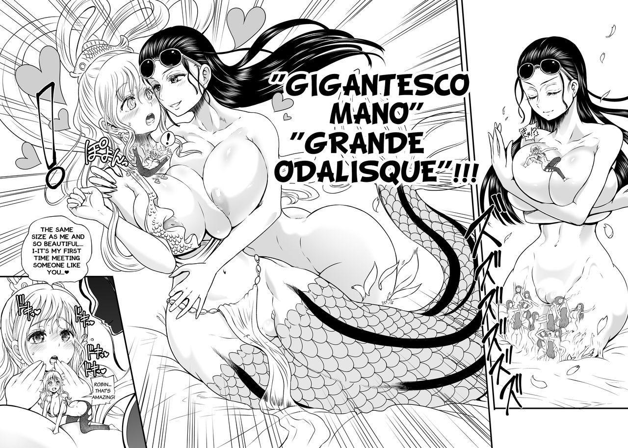 Midare Saki Joshuu Kaizoku Soushuuhen   Bloom, Pirate Hooker! Bloom! Annual 102