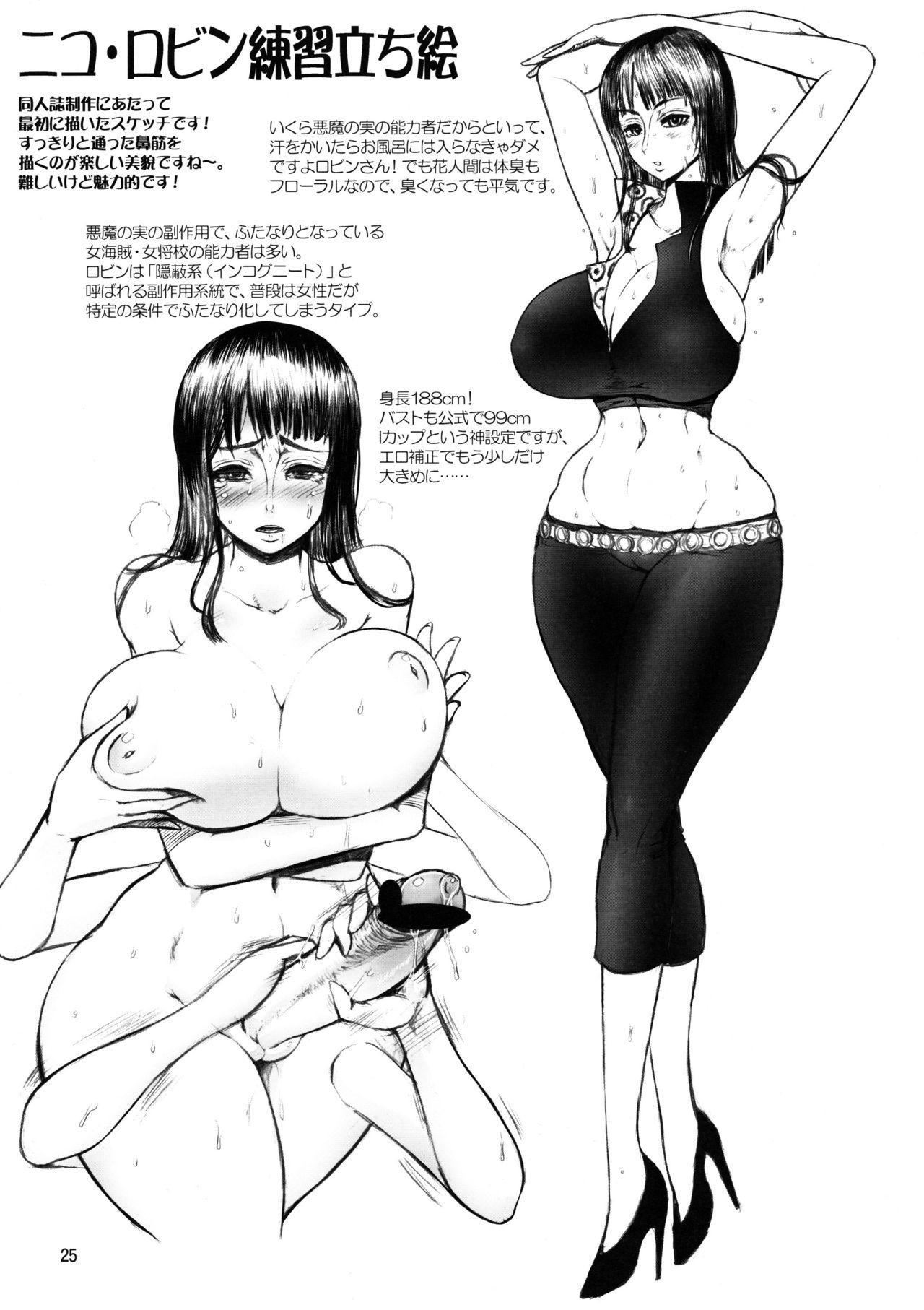 Midare Saki Joshuu Kaizoku Soushuuhen   Bloom, Pirate Hooker! Bloom! Annual 24
