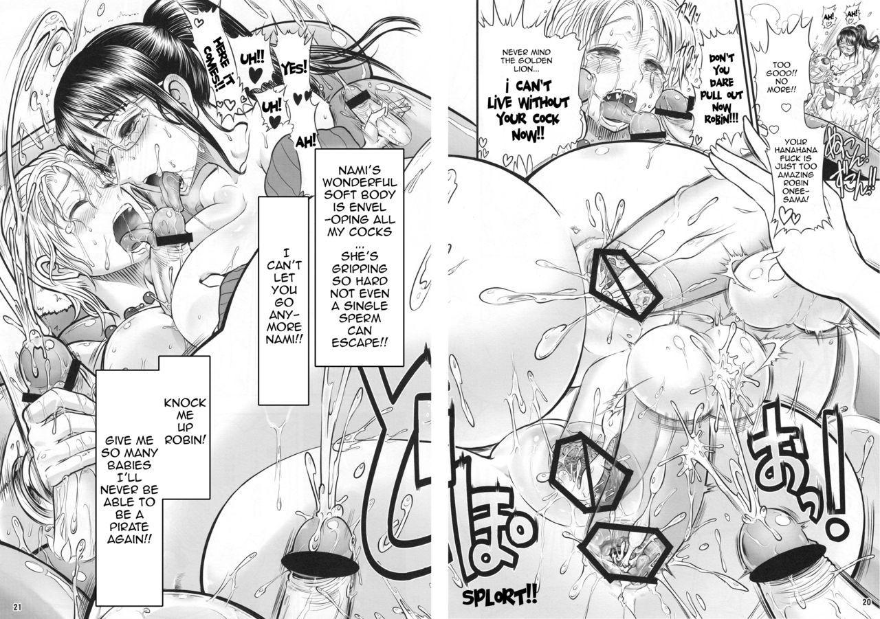 Midare Saki Joshuu Kaizoku Soushuuhen   Bloom, Pirate Hooker! Bloom! Annual 51