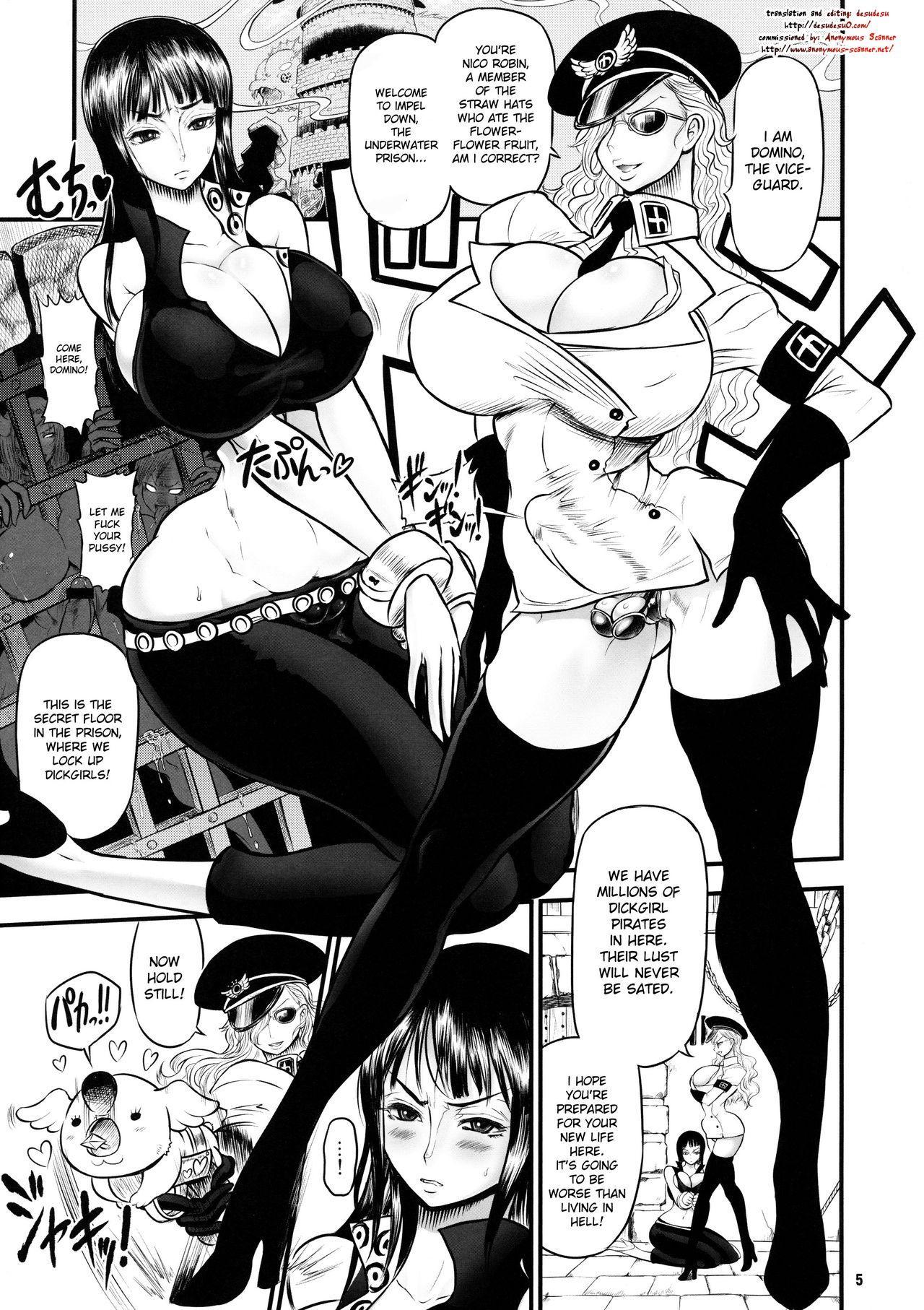 Midare Saki Joshuu Kaizoku Soushuuhen   Bloom, Pirate Hooker! Bloom! Annual 6
