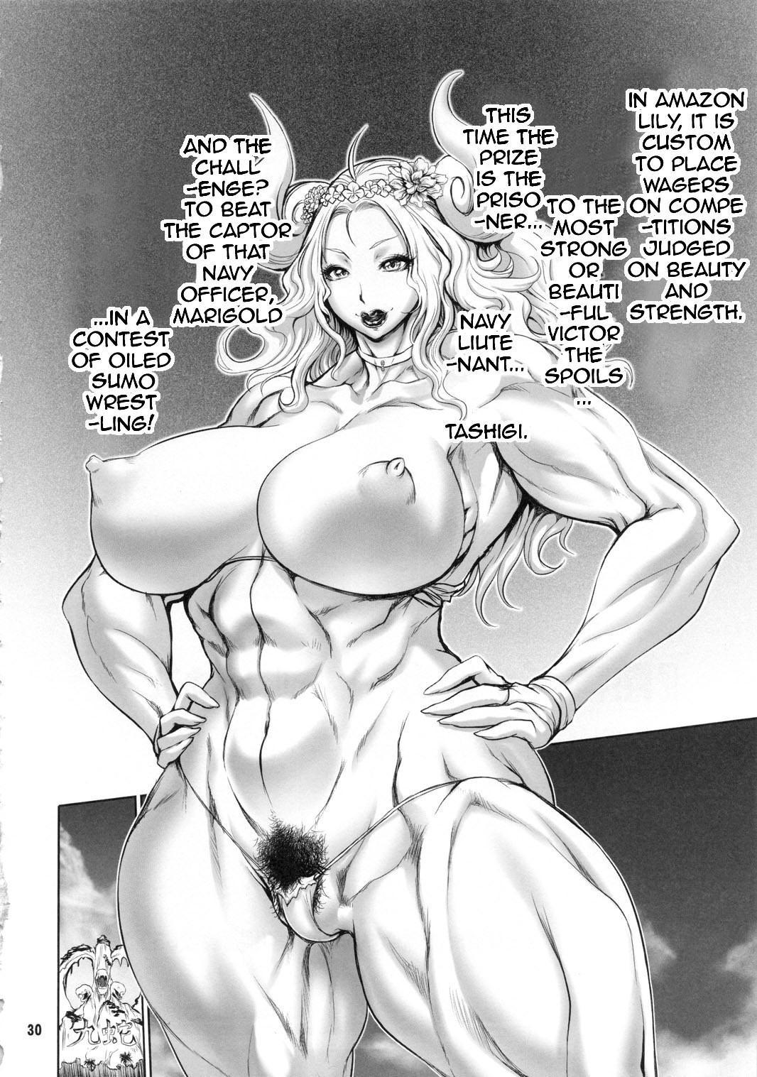Midare Saki Joshuu Kaizoku Soushuuhen   Bloom, Pirate Hooker! Bloom! Annual 89