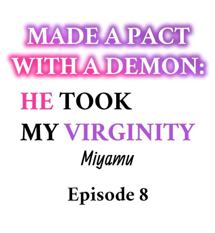 Made a Pact With a Demon: He Took My Virginity 69