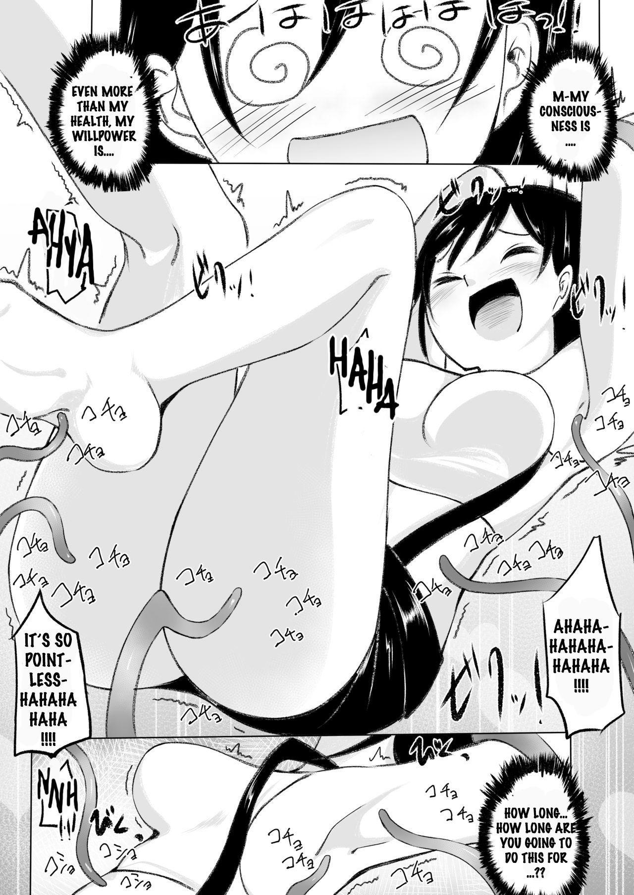 Kakutou Shoujo ga Kyahaha! kara Kusugurareru 28