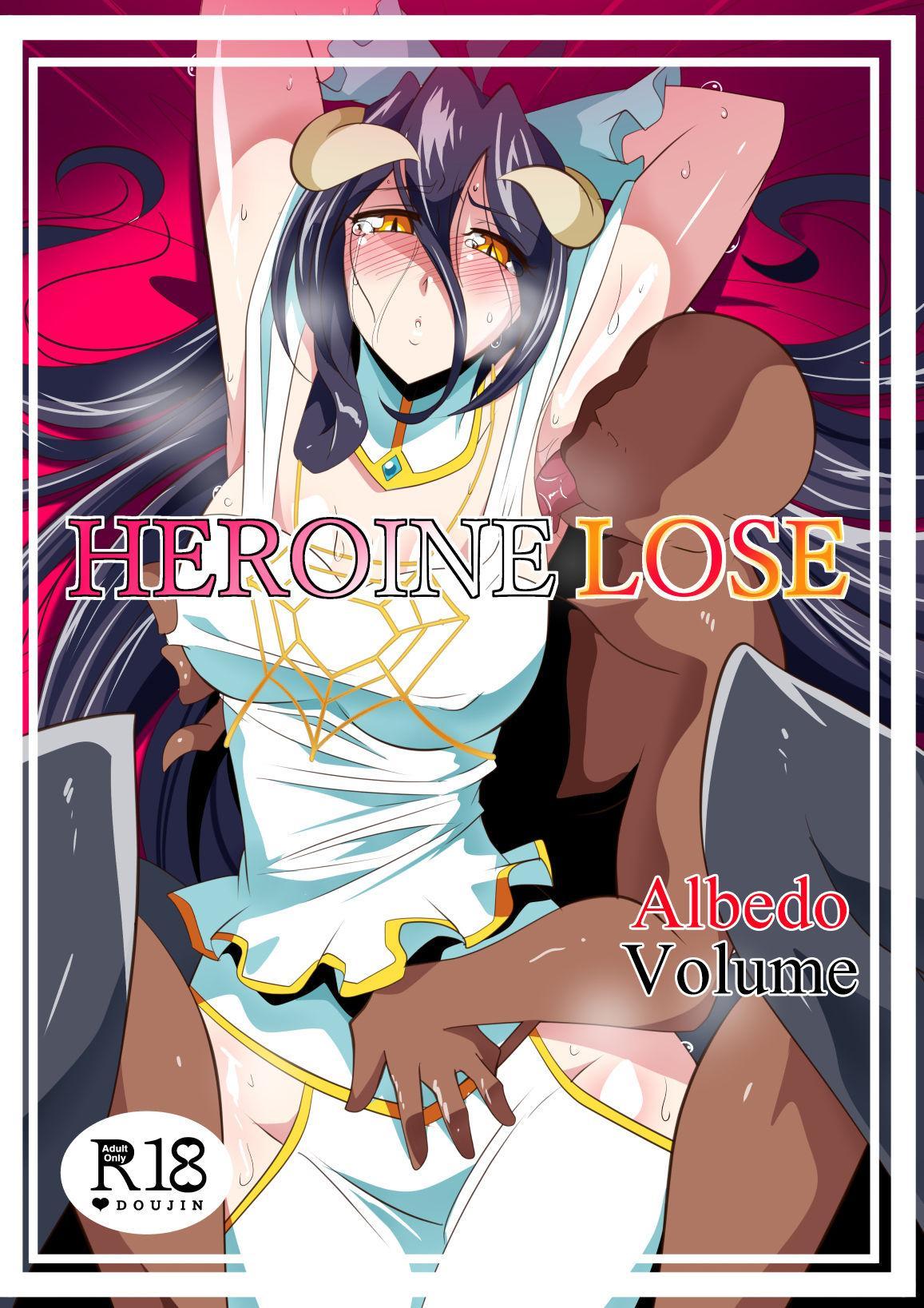 HEROINE LOSE Albedo Hen   HEROINE LOSE Albedo Volume 1