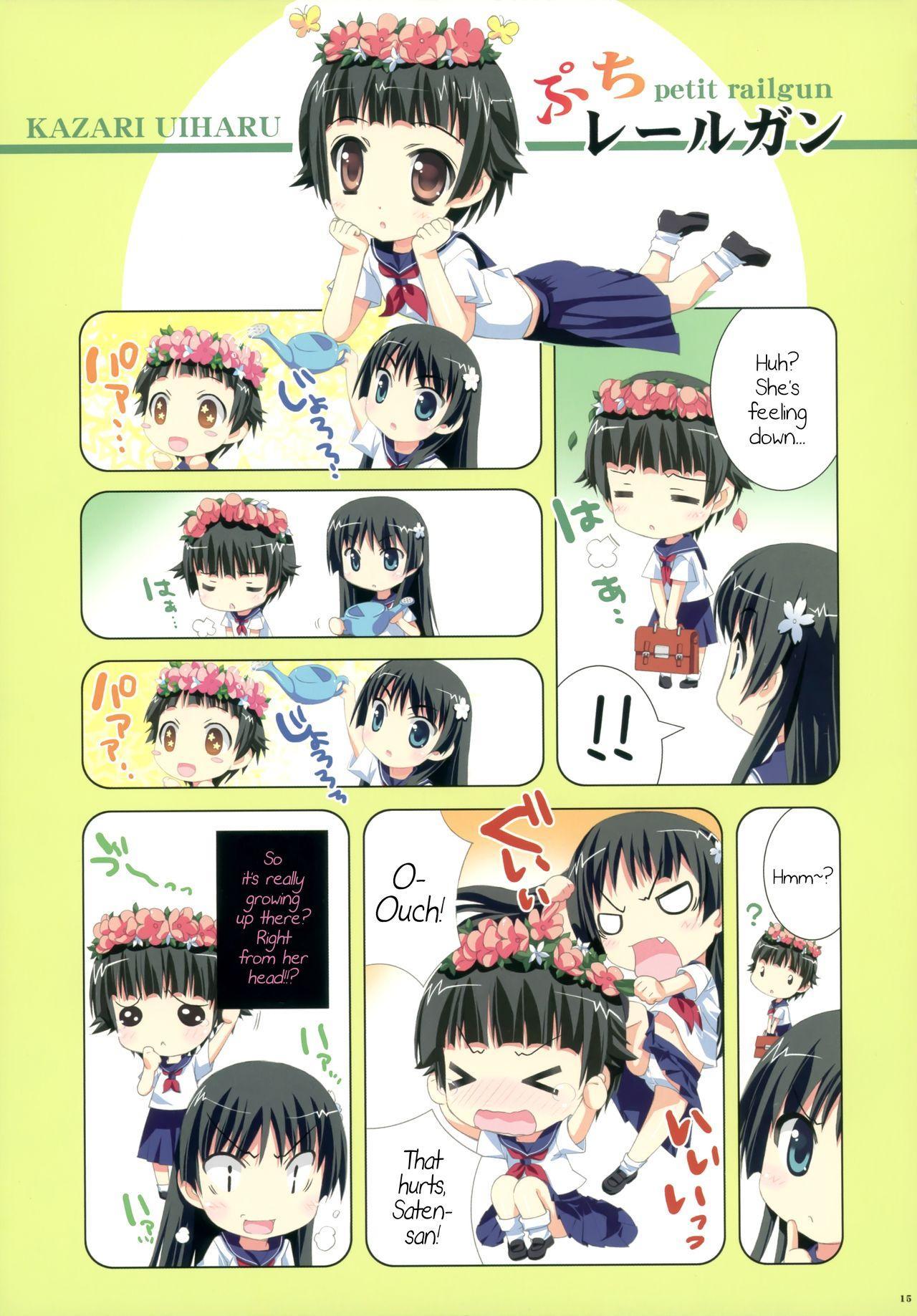 Watakushi no Onee-sama   My Sister 13