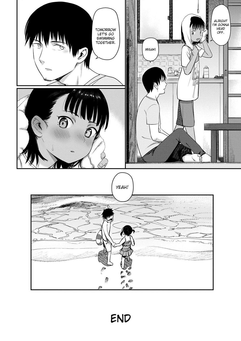 Shiokaze ni Fuka Retanode 19
