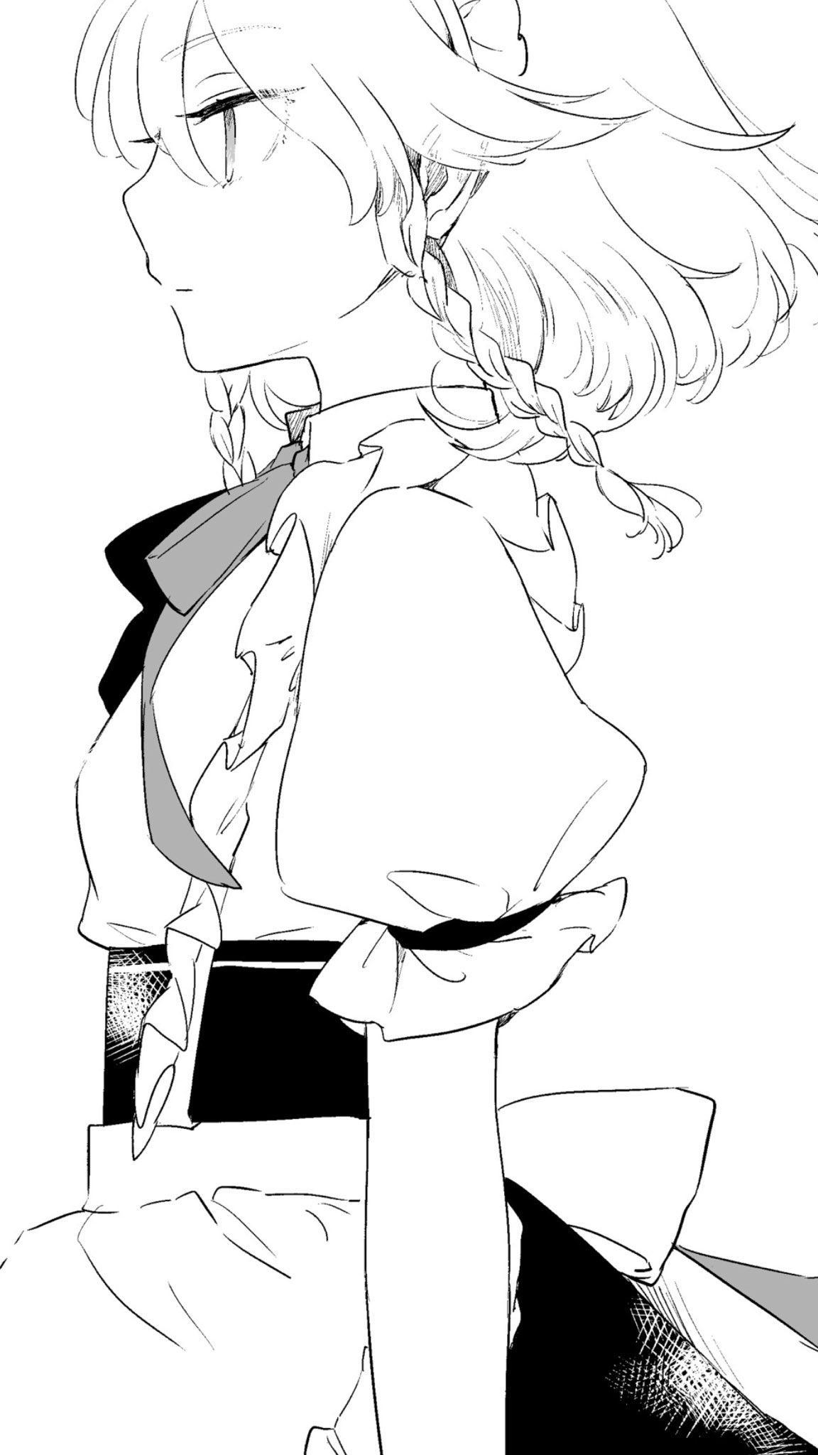 Meiling ni Kawaigarareru Sakuya-san ga Mitai Hon   想看被美鈴寵愛的咲夜小姐的同人本 34