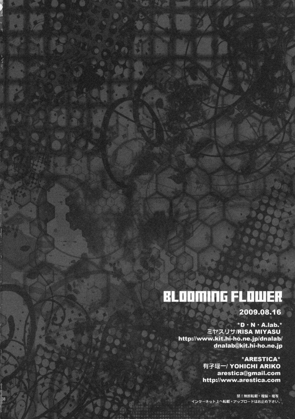 BLOOMING FLOWER 35