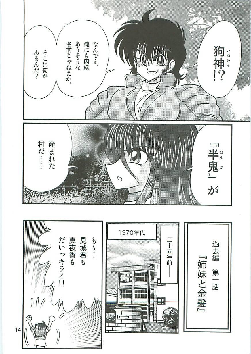 Seirei Tokusou Fairy Saber W Inukami to Innyuu 16
