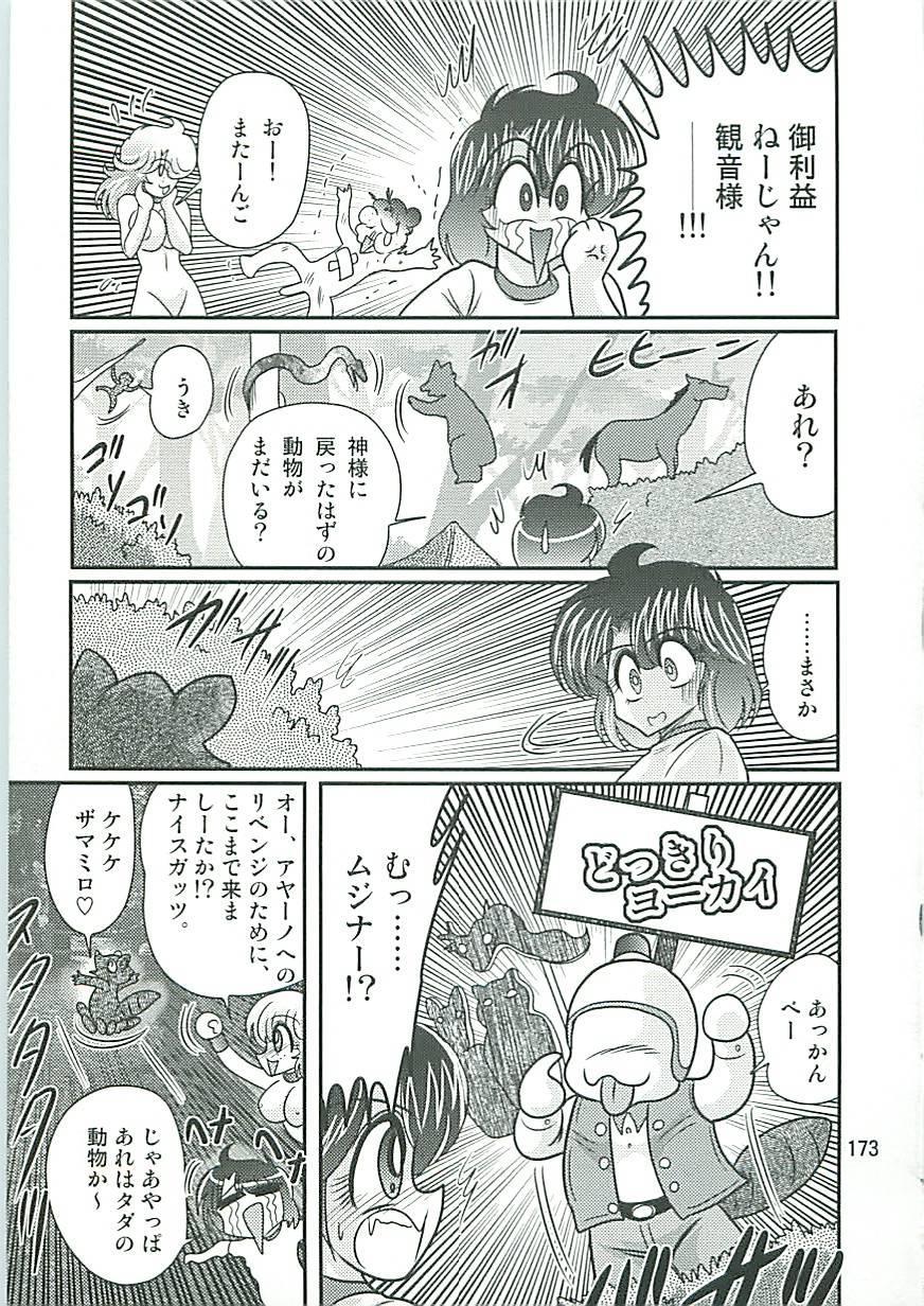 Seirei Tokusou Fairy Saber W Inukami to Innyuu 174