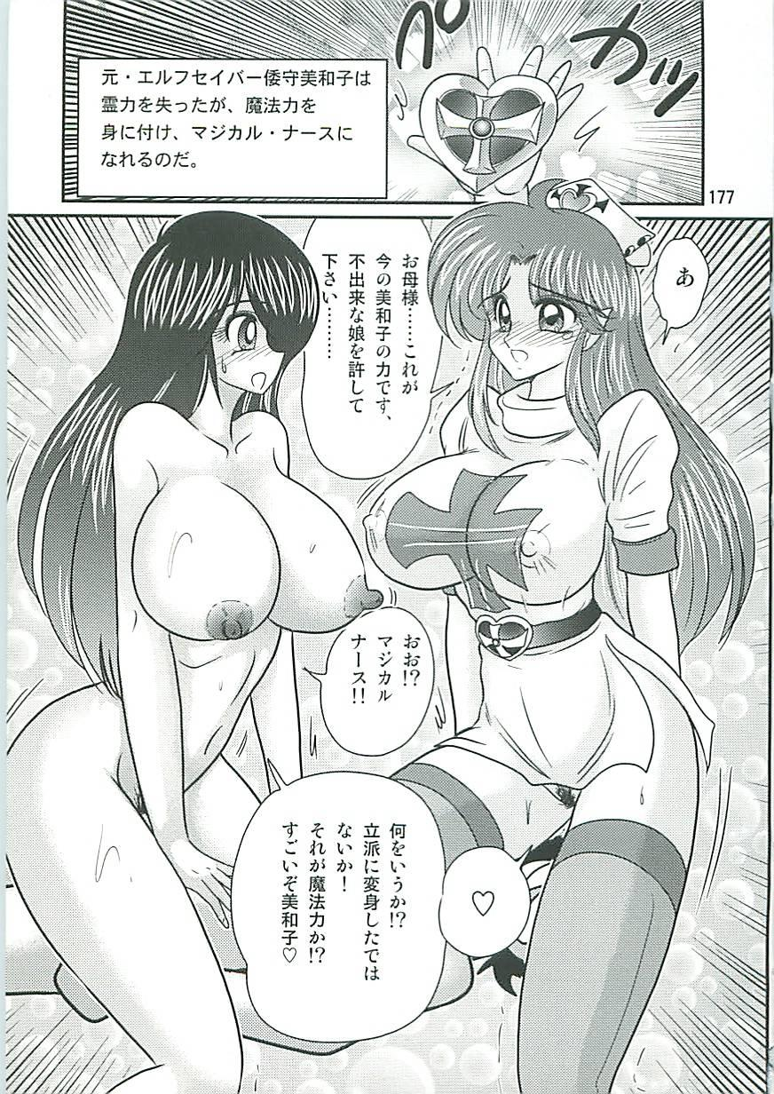 Seirei Tokusou Fairy Saber W Inukami to Innyuu 178