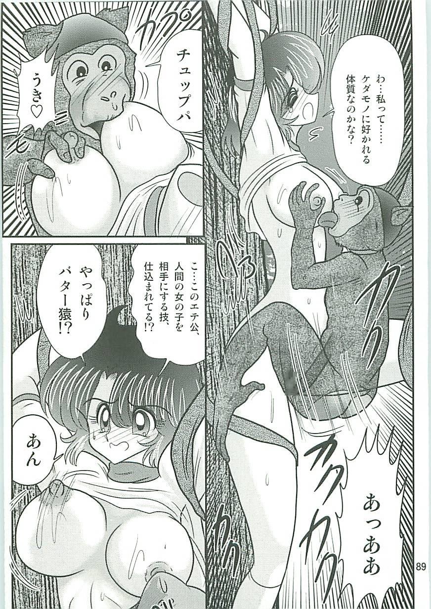 Seirei Tokusou Fairy Saber W Inukami to Innyuu 91
