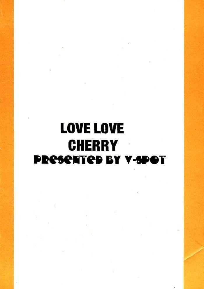 Love Love Cherry 26
