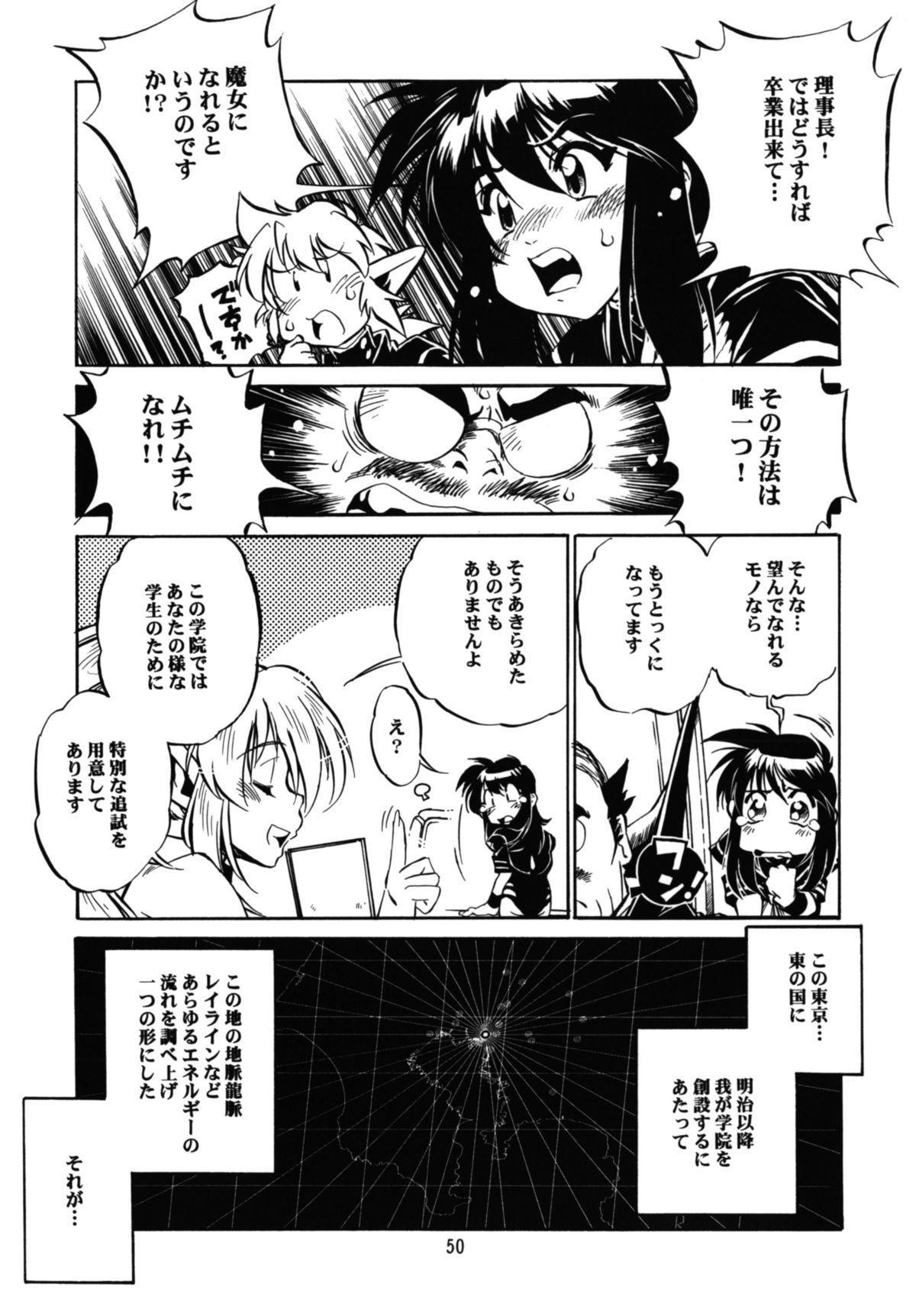Majokko Anthology Kyouetsu Shigoku 48