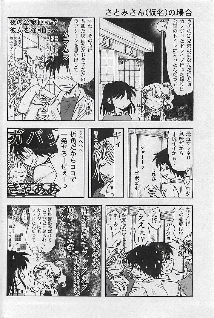 COMIC MAN・TEN Vol.38 2004-12 80