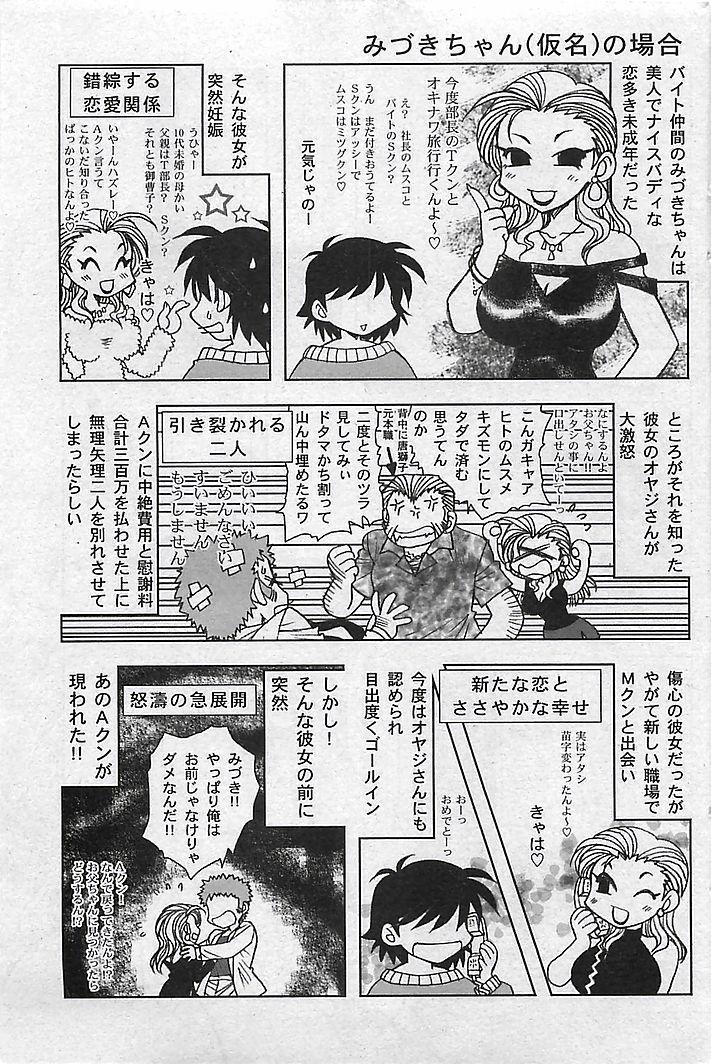 COMIC MAN・TEN Vol.38 2004-12 81