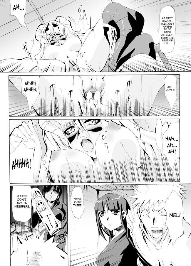 [Kashipan Koubou (Iisuto Kin)] Chuushaki to Jikkentai to Mayuri-sama ...no Jikken Teki Nichijou | The Syringe, The Specimen, And Mayuri-sama (Bleach) [English] [SaHa] 3