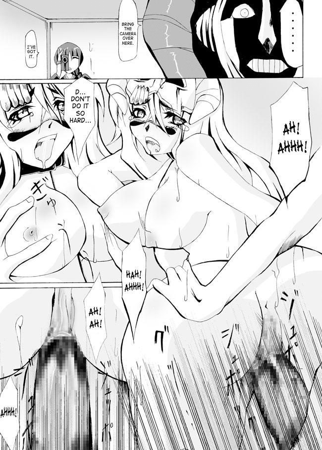 [Kashipan Koubou (Iisuto Kin)] Chuushaki to Jikkentai to Mayuri-sama ...no Jikken Teki Nichijou | The Syringe, The Specimen, And Mayuri-sama (Bleach) [English] [SaHa] 7