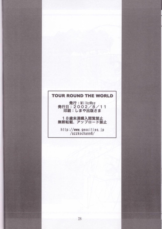 Tour Round The World 26