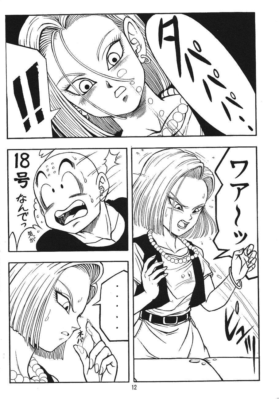 DragonBall H Maki San 10