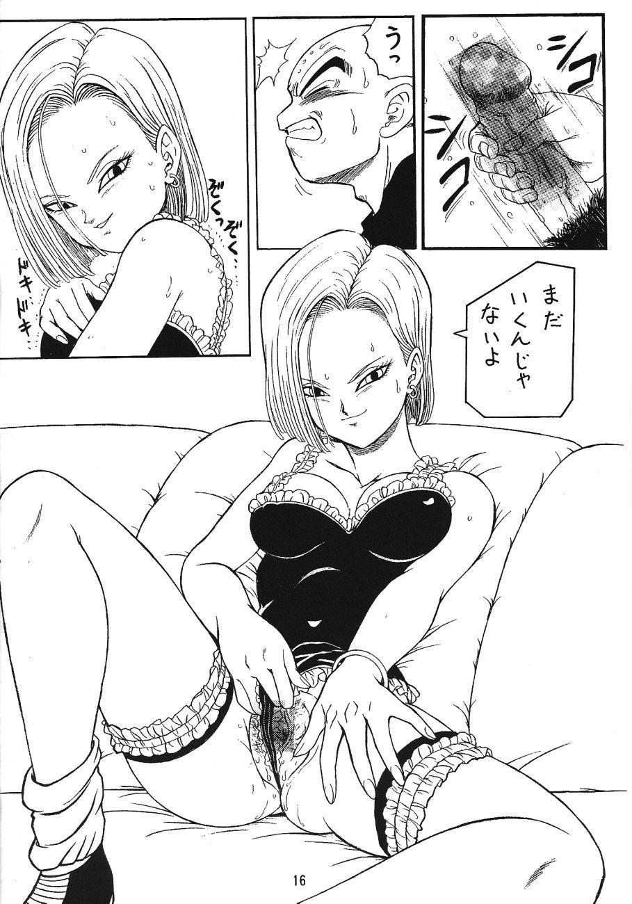DragonBall H Maki San 14