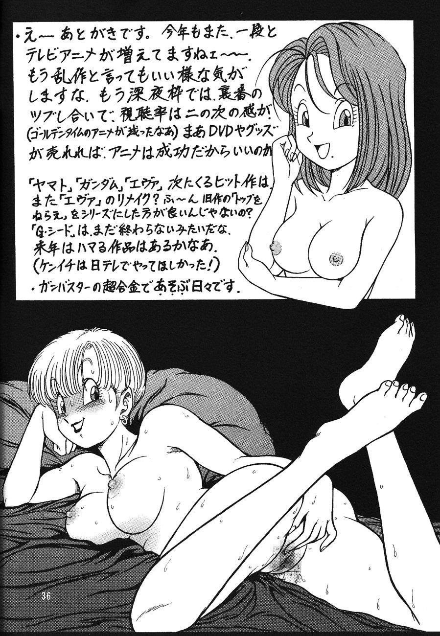 DragonBall H Maki San 34