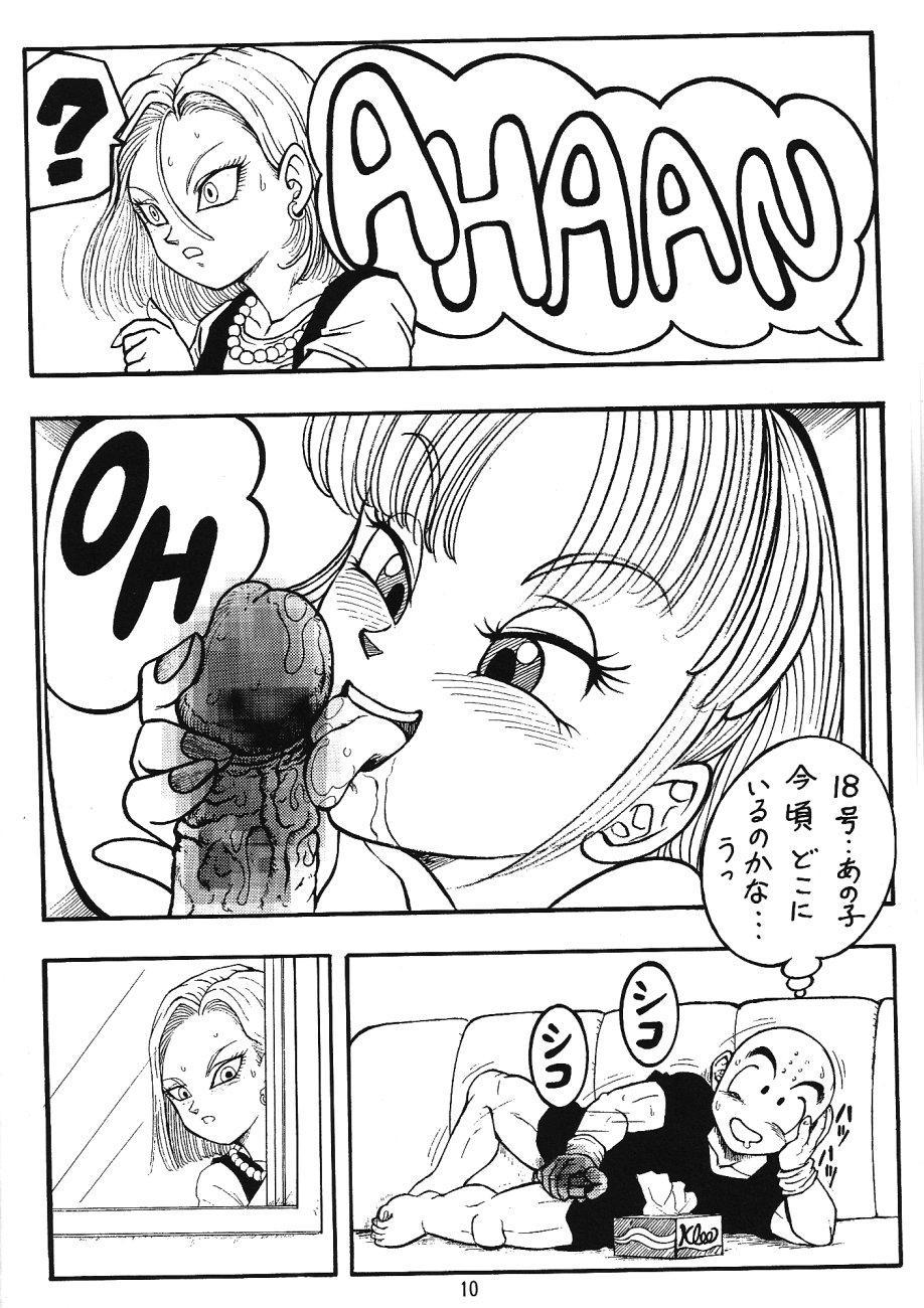 DragonBall H Maki San 8