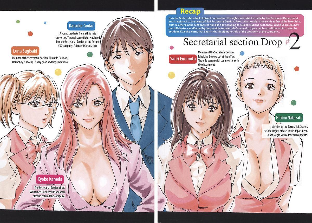 Hishoka Drop - Secretarial section Drop 2 9