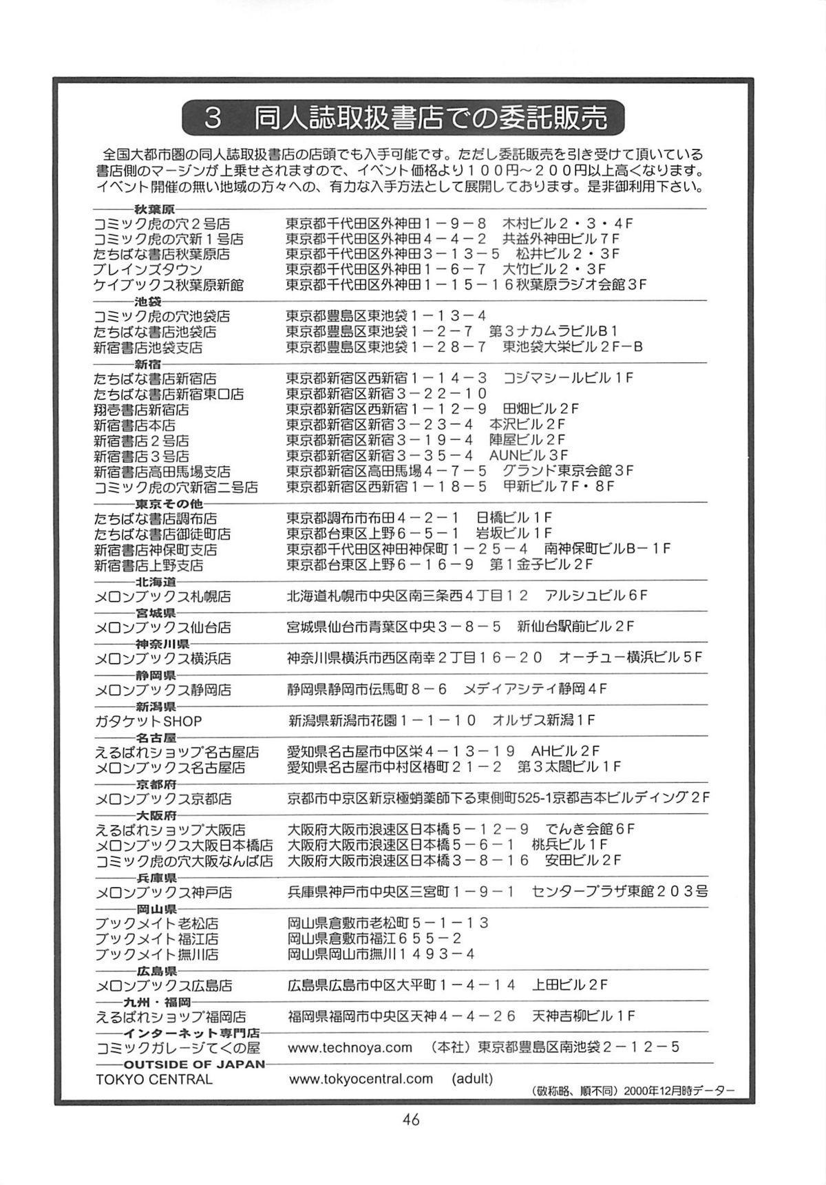 The Yuri & Friends 2000 44