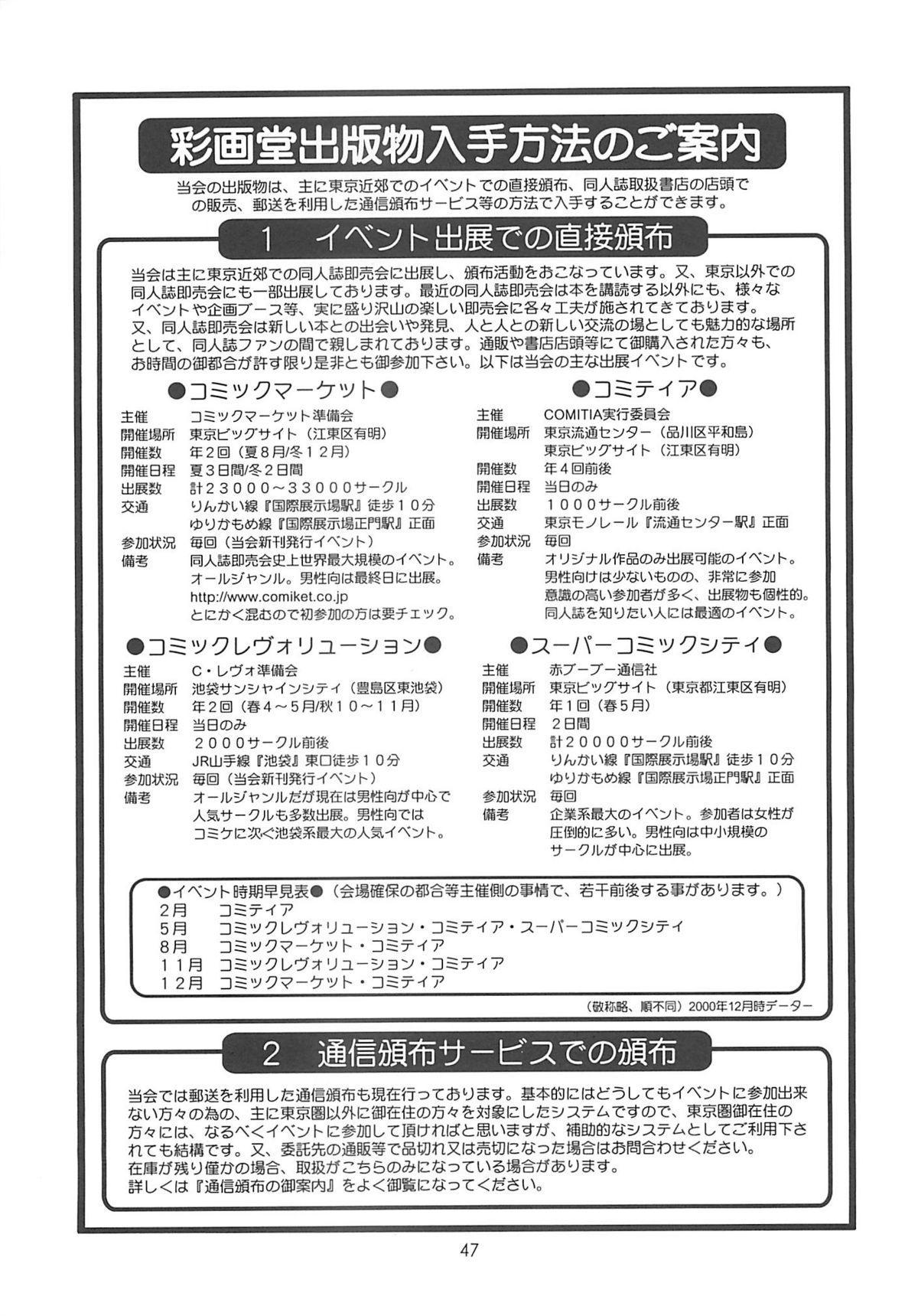 The Yuri & Friends 2000 45