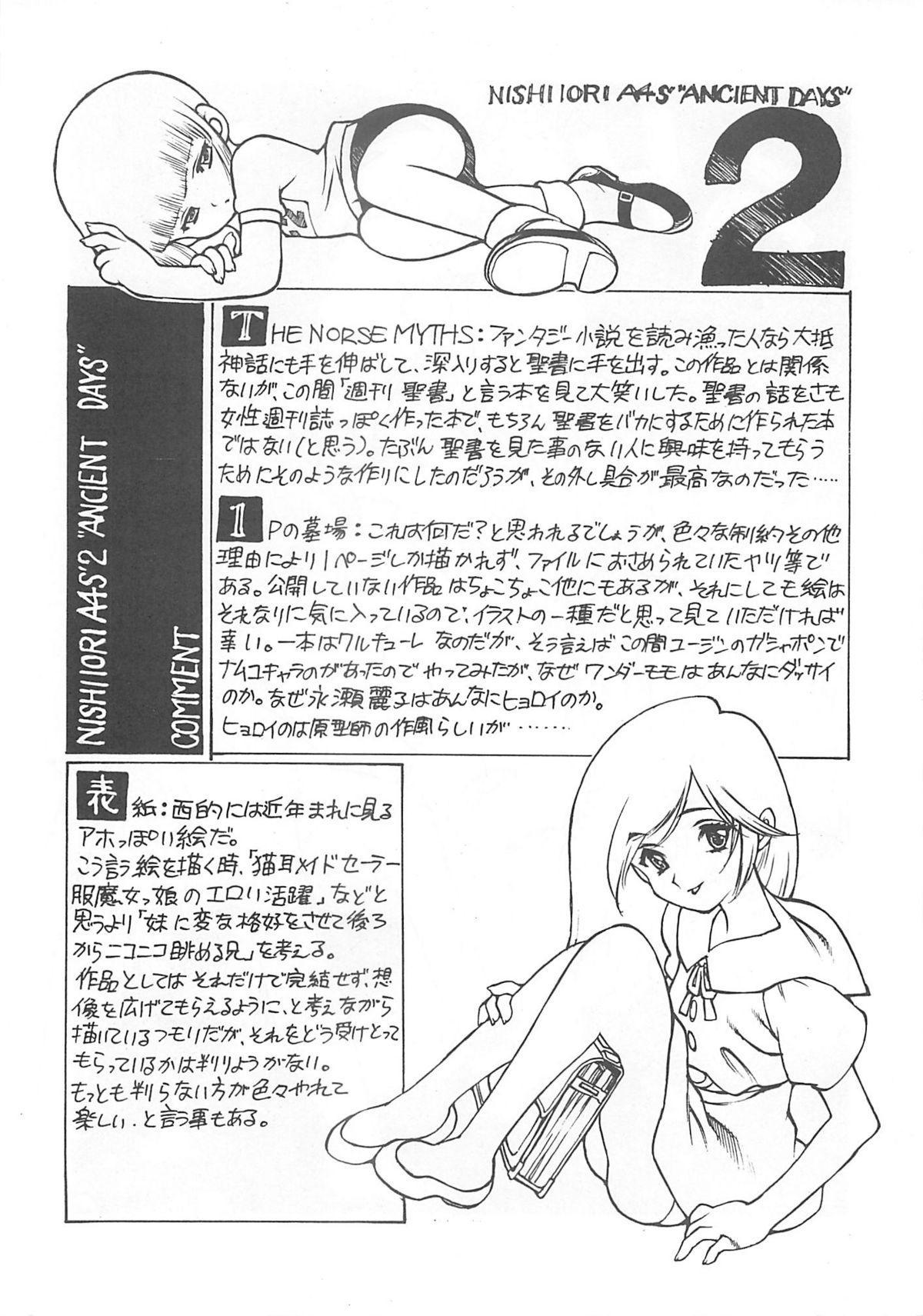 "Nishi Iori A4S'2 ""Ancient Days"" 5"