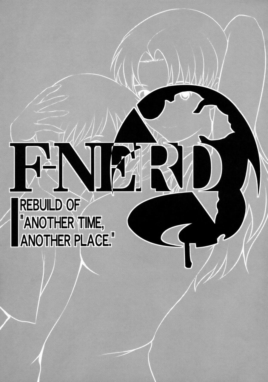 """F-NERD Rebuild of """"Another Time, Another Place."""" 2"""