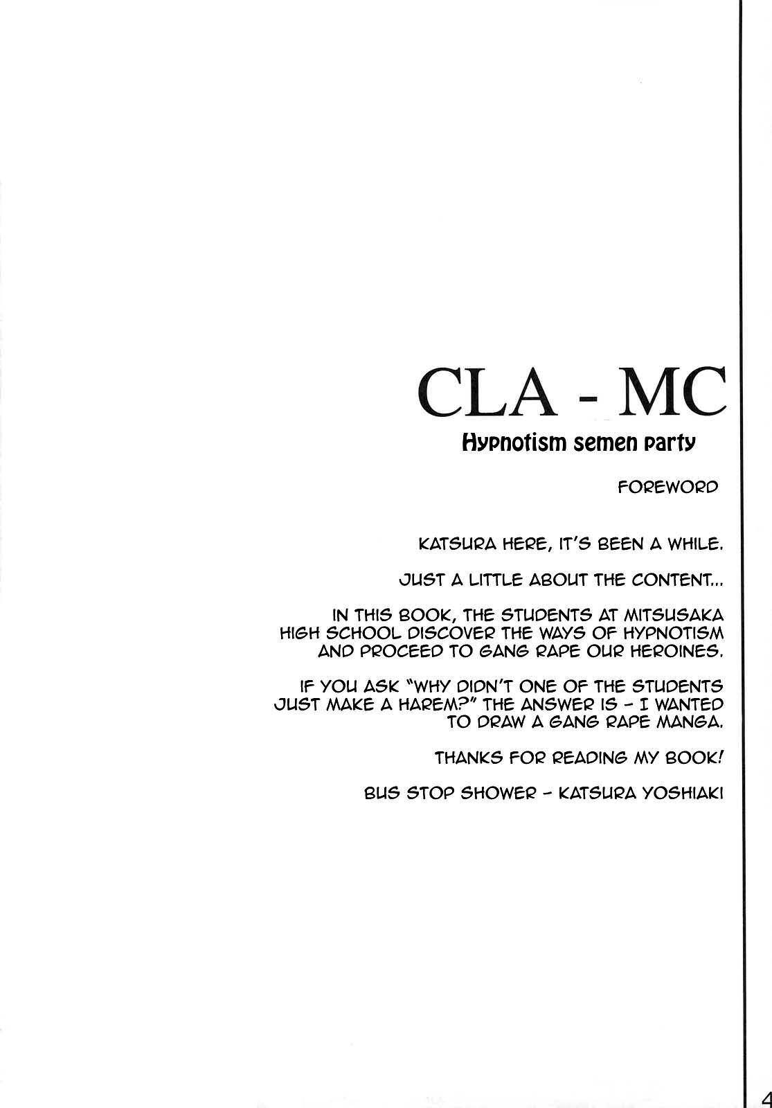(C76) [Basutei Shower (Katsurai Yoshiaki)] CLA-MC -Saimin Hakudaku Ryoujoku Hon- (Clannad) [English] {doujin-moe.us} 2