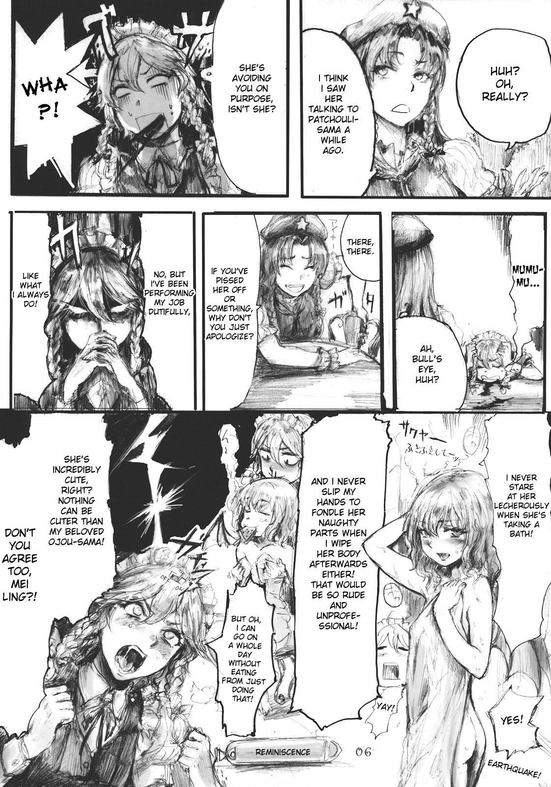 SEMPER EADEM ~Ikumoko no Mamani ~ 5