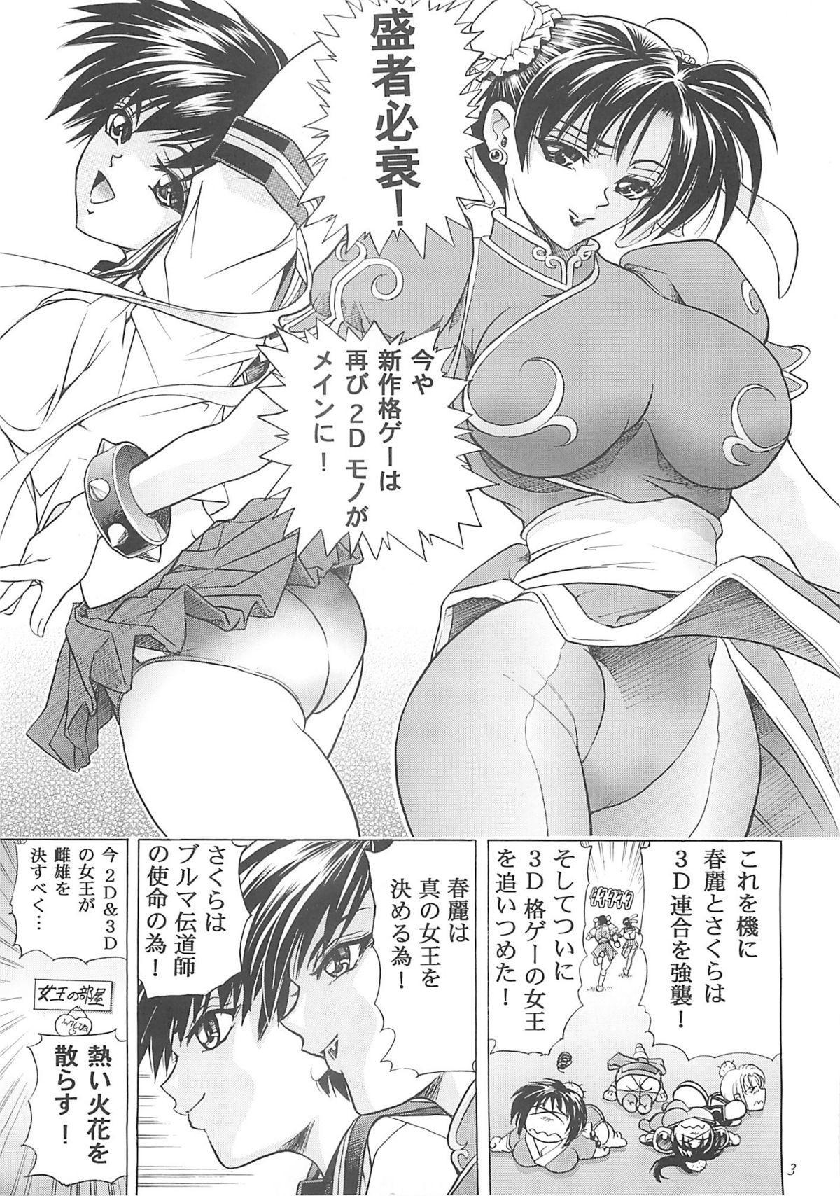 (C65) [Kawaraya Honpo (Kawaraya A-ta)] Hana - Maki no Nana - Hibana (Dead or Alive, Final Fantasy VII, Street Fighter) 1