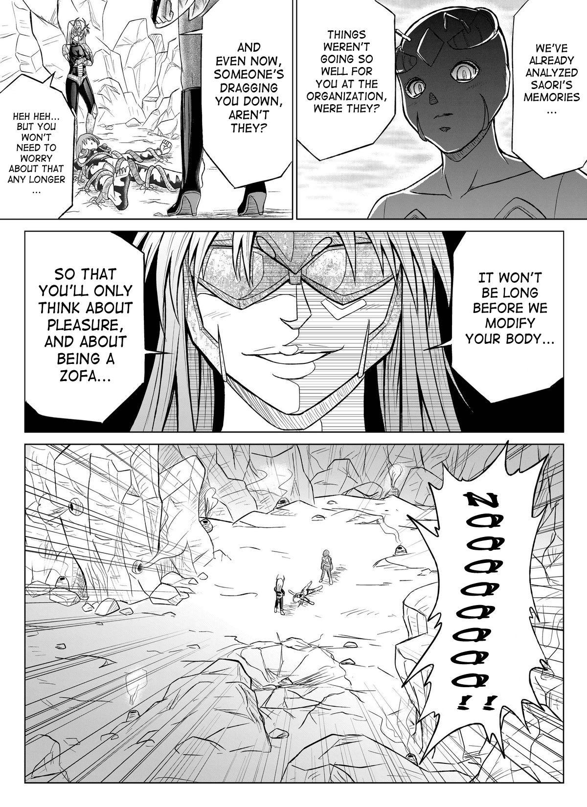 [Macxe's (monmon)] Tokubousentai Dinaranger ~Heroine Kairaku Sennou Keikaku~ Vol. 07/08/Gaiden01 [English] [SaHa] 33