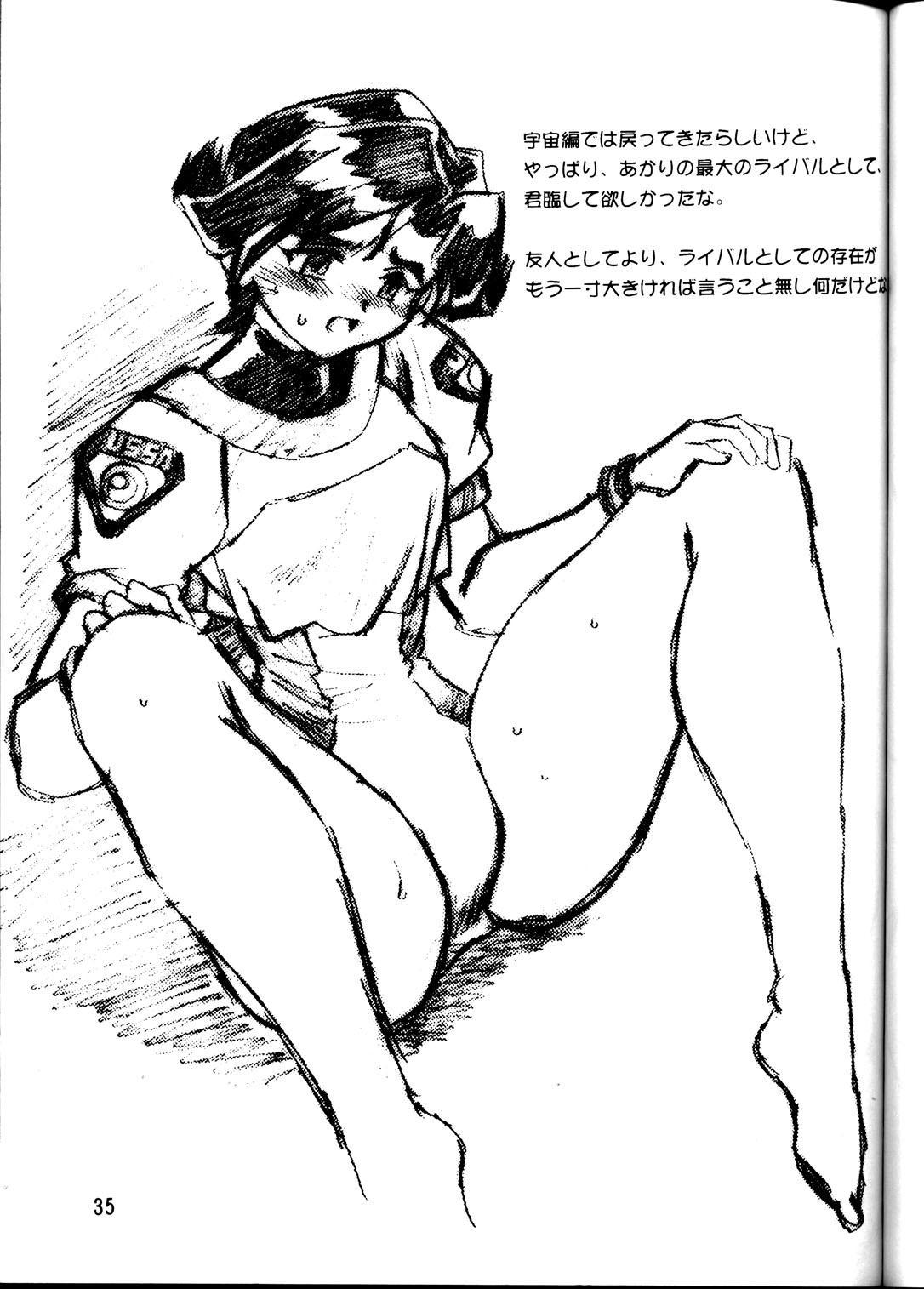 Rakugaki Hon 33
