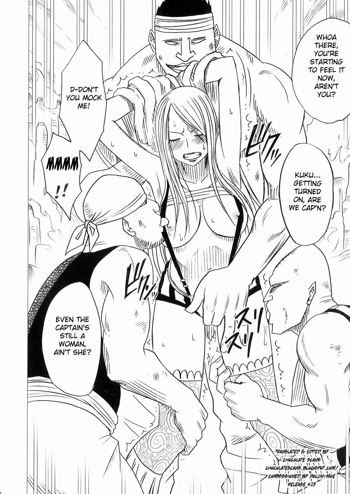 Bonnie no Haiboku   Bonney's Defeat 14