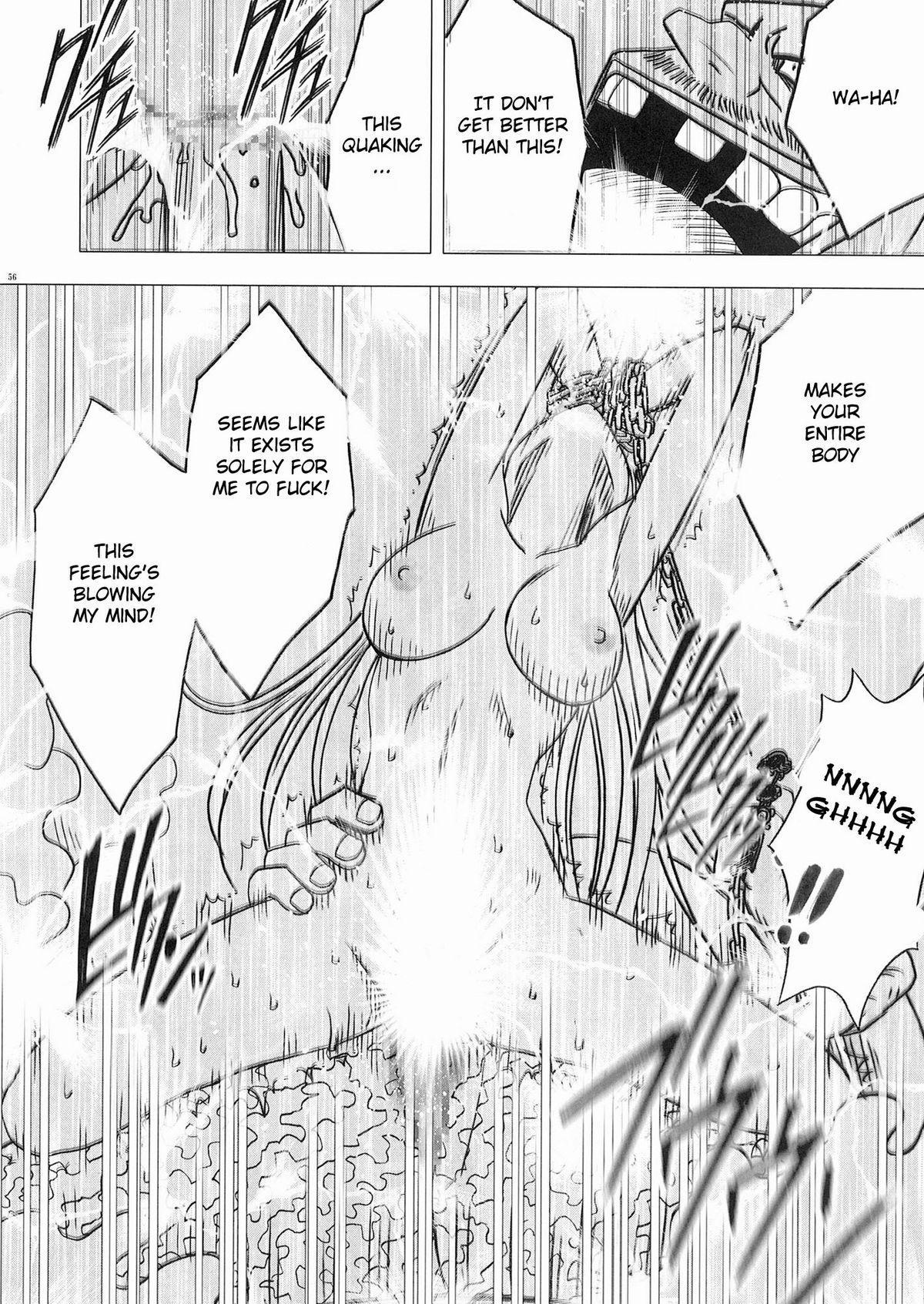 Bonnie no Haiboku   Bonney's Defeat 52