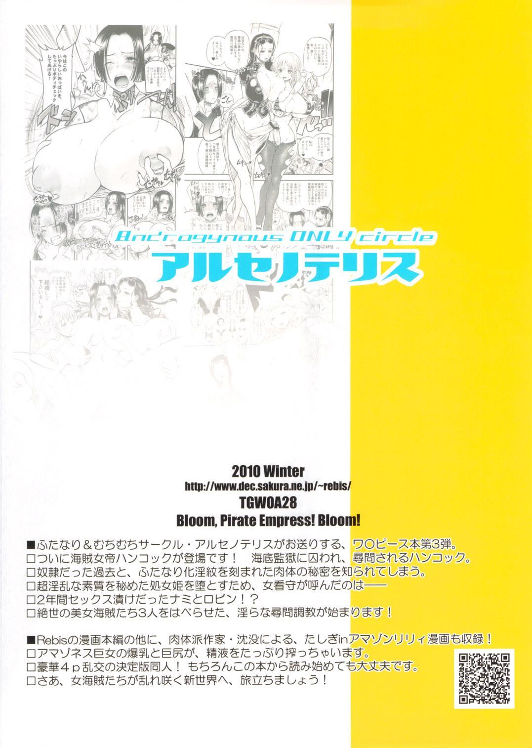 Midarezaki Kaizoku Jotei 41