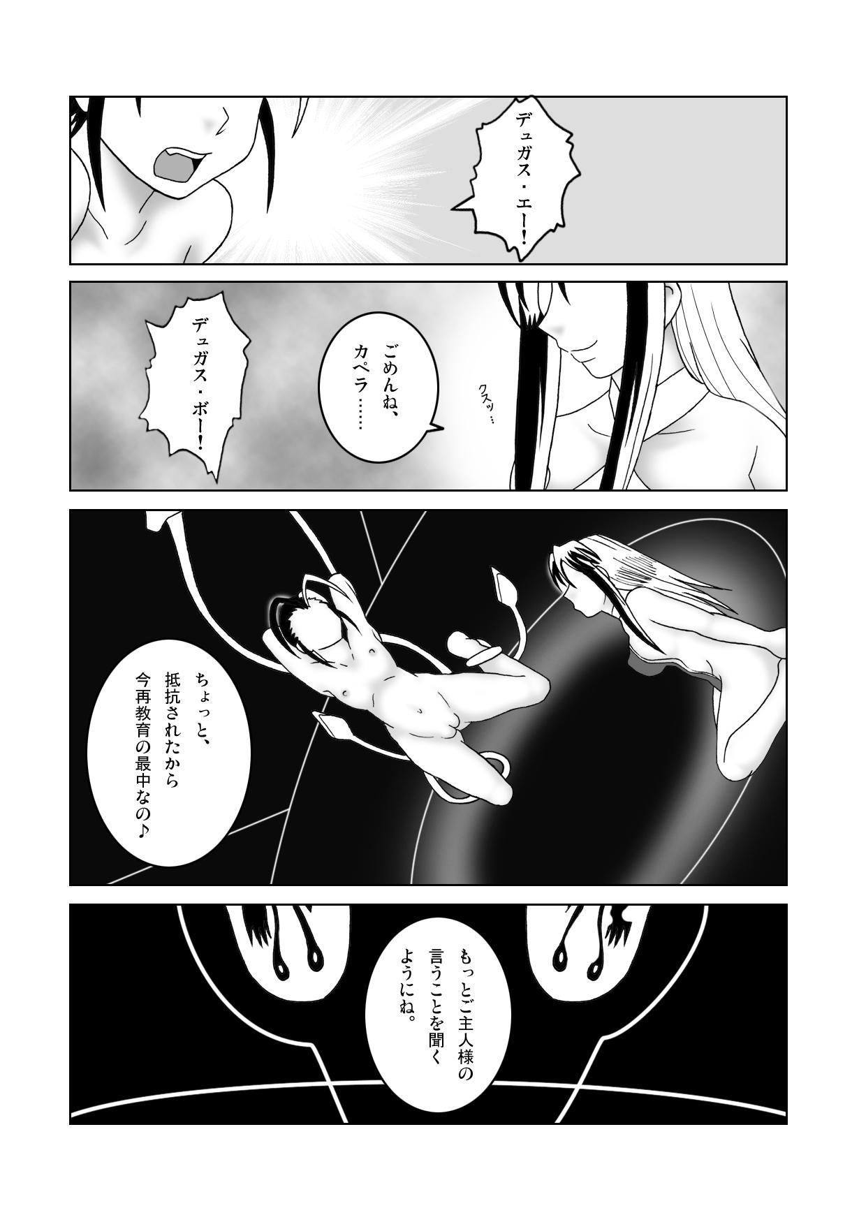 Tetsuwan Seed Dai 3 Han: Baikai 12