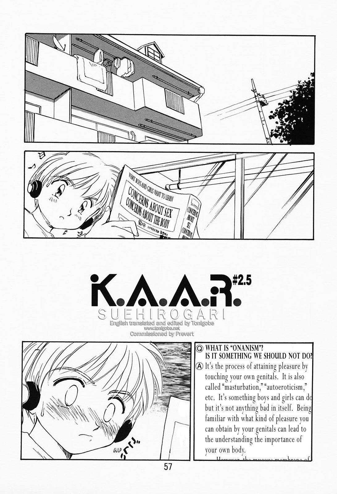 K.A.A.R. Haru no Maki | Spring Story 51
