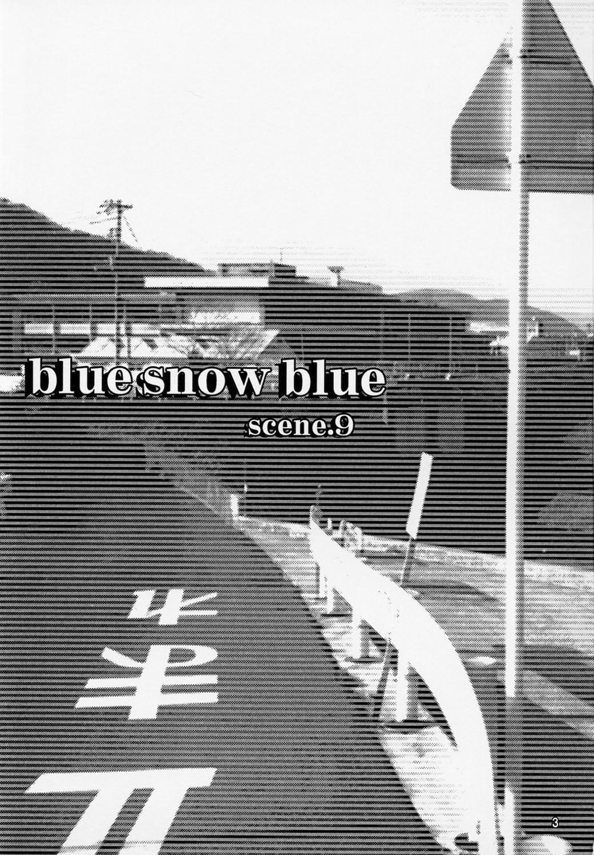 blue snow blue scene.9 1