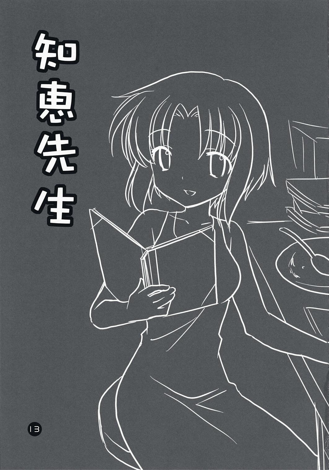 Higurashi Iroiro Bon 11