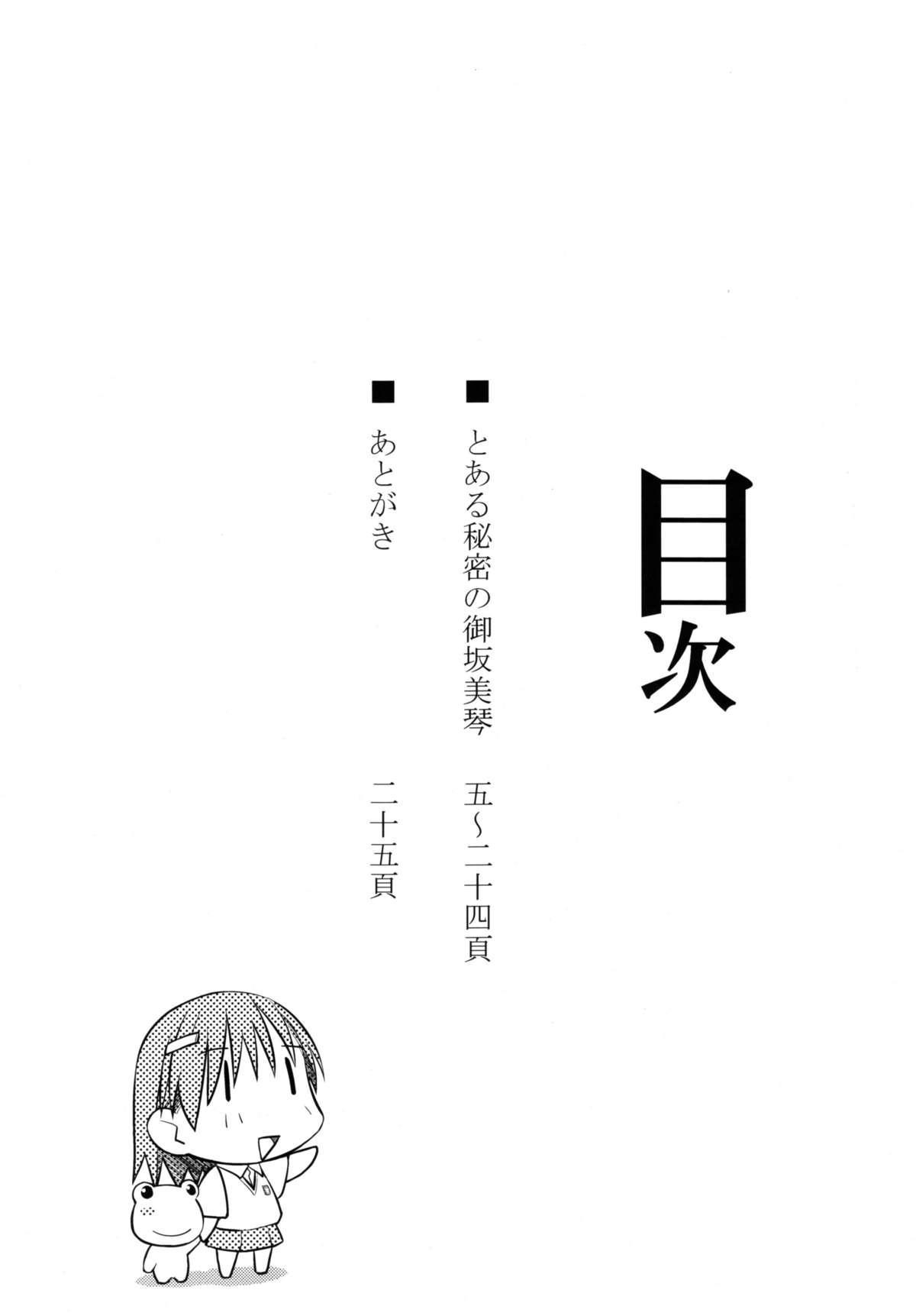 Toaru Himitsu no Onee-sama 2