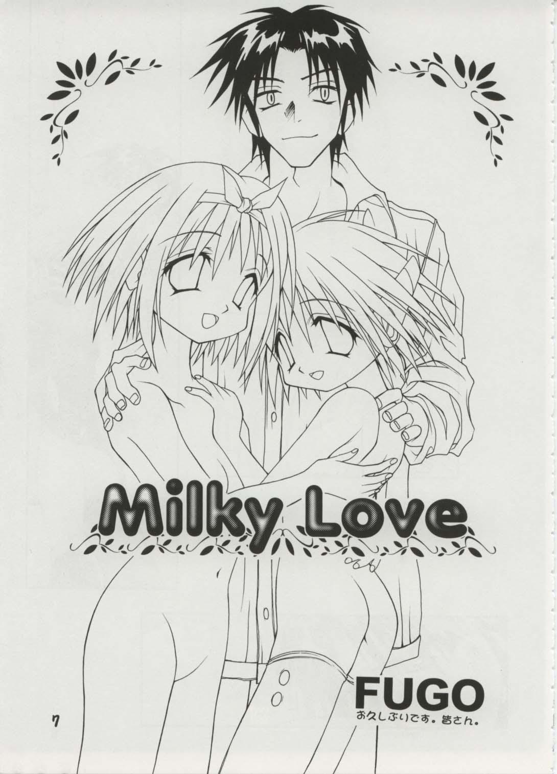 Milky Love 4